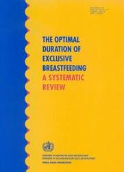 The Optimal Duration Of Exclusive Breastfeeding Book PDF