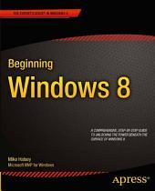 Beginning Windows 8