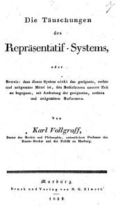 Die Täuschungen des Repräsentatif Systems