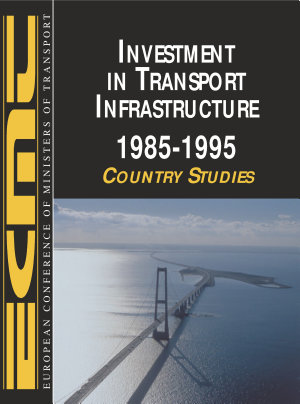 Investment in Transport Infrastructure -- 1985-1995