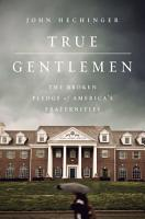 True Gentlemen PDF