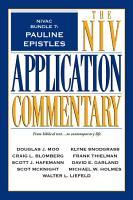 NIVAC Bundle 7  Pauline Epistles PDF
