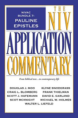 NIVAC Bundle 7  Pauline Epistles