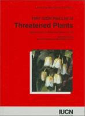 1997 IUCN Red List of Threatened Plants