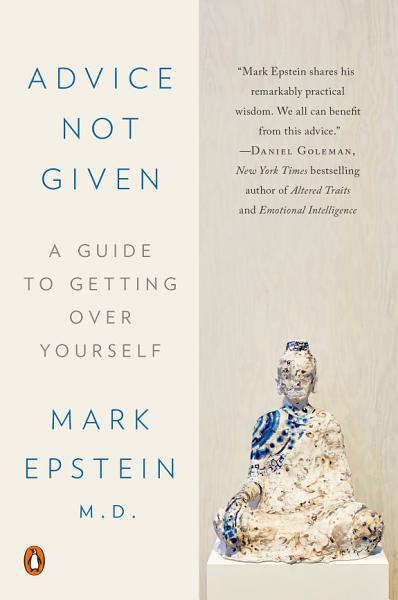 Download Advice Not Given Book