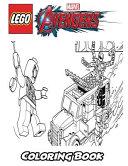 Lego Marvel Avengers Coloring Book PDF