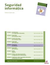 Amenazas al software (Seguridad informática ): Ciclos Formativos