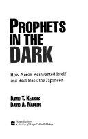 Download Prophets in the Dark Book