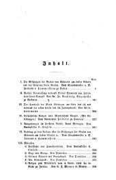 Zeitschrift des Historischen Vereins für Niedersachsen: 1857