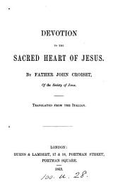 Devotion to the sacred heart of Jesus. Transl