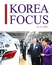 Korea Focus - November 2013