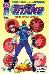 The New Titans (1984-) #99
