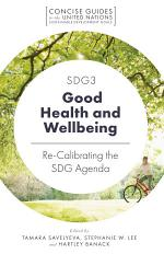 SDG3 - Good Health and Wellbeing