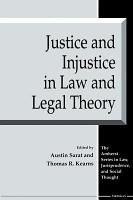 Justice and Injustice in Law and Legal Theory PDF