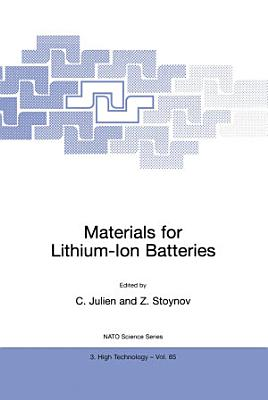 Materials for Lithium Ion Batteries PDF