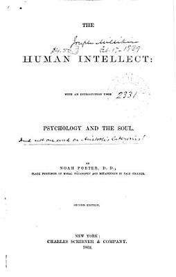 The Human Intellect PDF
