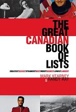 The Great Canadian Book of Lists
