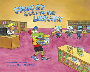 Froggy Goes to the Library PDF