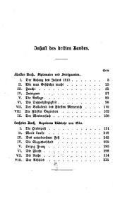 Napoleon in Deutschland: Napoleon und der Wiener Congreß ; 3, Band 4,Ausgabe 3
