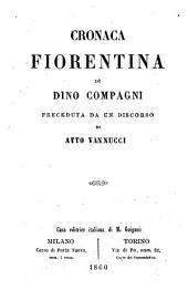 Cronaca fiorentina di Dino Compagni