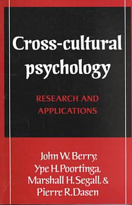 Cross Cultural Psychology PDF