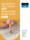 The Official SAT Subject Test in Biology Study Guide Book