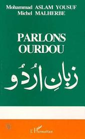 Parlons ourdou