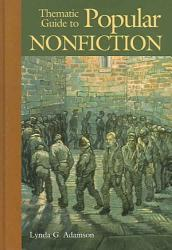 Thematic Guide To Popular Nonfiction Book PDF