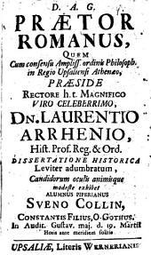 Praetor Romanus