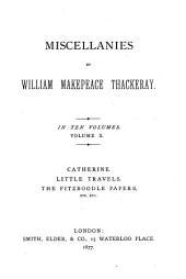 Miscellanies: Volume 10