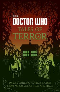 Doctor Who  Tales of Terror Book