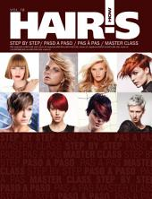 Hair's How: Vol. 18: 1000 Hairstyles - Step-by-Step Technical Booklet