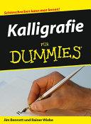 Kalligrafie f  r Dummies PDF