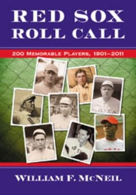Red Sox Roll Call PDF