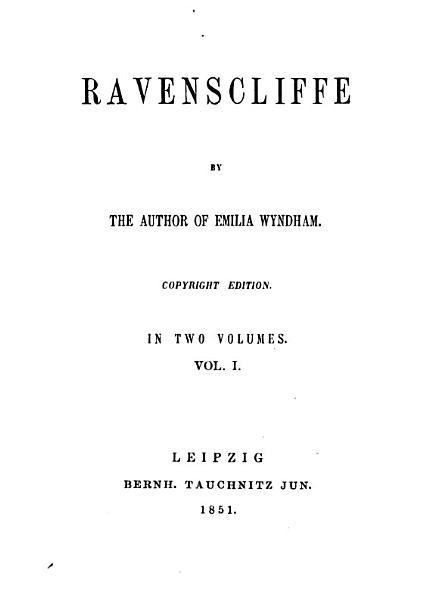Download Ravenscliffe Book