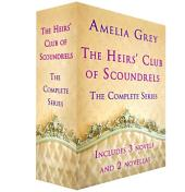The Heirs' Club of Scoundrels: The Duke in My Bed; The Earl Claims a Bride; Wedding Night with the Earl; The Duke and Miss Christmas; Mistletoe, Mischief, and the Marquis