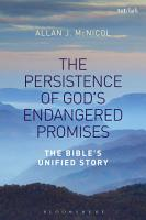 The Persistence of God s Endangered Promises PDF