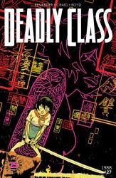 Deadly Class 27 Book PDF