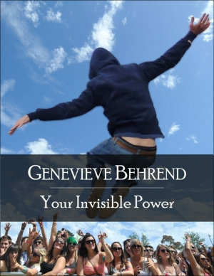 Your Invisible Power  The Secret Edition   Open Your Heart to the Real Power and Magic of Living Faith and Let the Heaven Be in You  Go Deep Inside Yourself and Back  Feel the Crazy and Divine Love and Live for Your Dreams