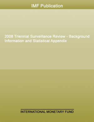 2008 Triennial Surveillance Review   Background Information and Statistical Appendix PDF