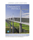 University Physics with Modern Physics  Loose Leaf Edition