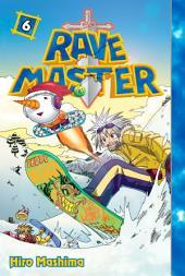 Rave Master: Volume 6