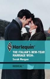 The Italian's New-Year Marriage Wish