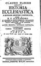 Historia Ecclesiastica: Ab anno Christi 1581. usque ad annum 1589. 50