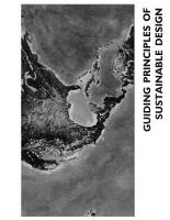 Guiding Principles of Sustainable Design  in Parks and Other Conservation Areas  PDF