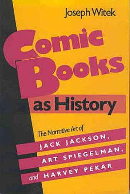 Comic Books as History PDF