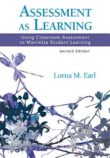 Assessment as Learning Book