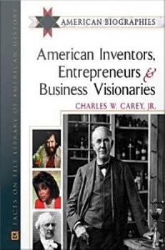 American Inventors  Entrepreneurs  and Business Visionaries PDF