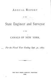 Annual Report of the State Engineer and Surveyor for the Fiscal Year Ending ...