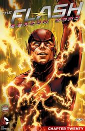 The Flash: Season Zero (2014-) #20